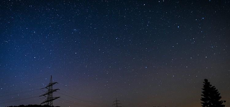 Sternenhimmel über Flammersbach