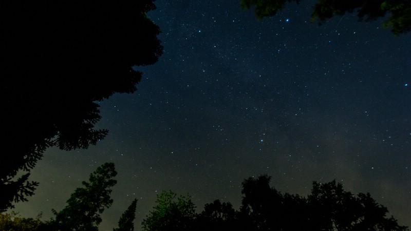 Hachenburger Nachthimmel 2