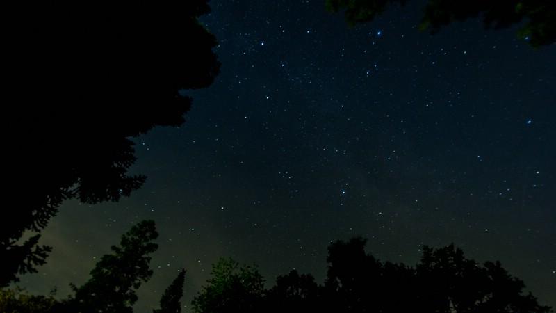 Hachenburger Nachthimmel 1
